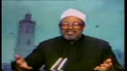 الشيخ يوسف القرضاوى..فى درس عام ....(2)الجزء الثانى