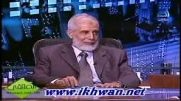 الدكتور محمود عزت يُثني على الدكتور عصام العريان