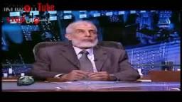 على الهواء مع الدكتور محمود عزت .. عضو مكتب الارشاد