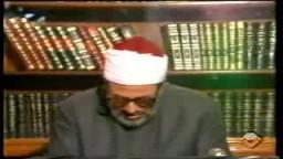 الشيخ يوسف القرضاوى ..هدى الاسلام ..يجيب  على اسئلة هامة..الحلقة الاولى 2