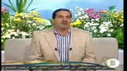 الجنة فى بيوتنا الحلقة الثامنة الأب الصديق