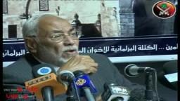 مؤتمر صحفي حول الاعتداءات الصهيونية الأخيرة علي المسجد الأقصى -- الجزء الثاني