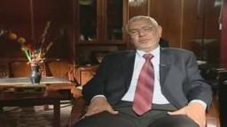 الدكتور عبد المنعم ابو الفتوح فى أخر حوار لة قبل إعتقالة