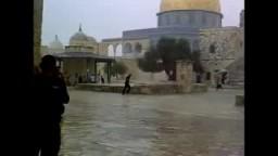 يامطرة مطري في القدس