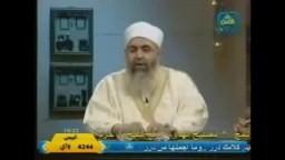 بكاء الشيخ حازم صلاح أبو اسماعيل حبًا في رسول الله