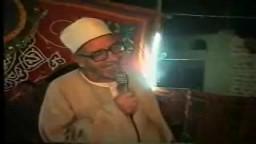 الشيخ ابو الحمد ربيع وكلمه فى حفل عقد قران