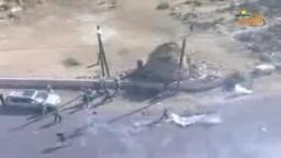 مواجهات عنيفة في مدينة أم الفحم