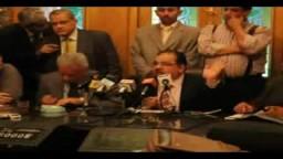 أ/سيد جاد الله( مرشح الإخوان المسلمين لانتخابات 2010 عن دائرة المطرية ) يتحدث عن التضييق الأمني ضده