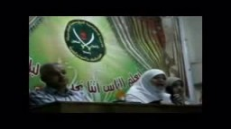 الاستاذة منال عبد المنعم مرشحة الاخوان المسلمين بمحافظة البحيرة