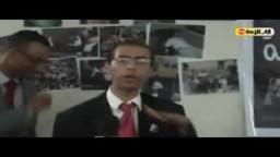 شهادات نشطاء الإسكندرية عن الانتهاكات التى تعرضوا لها وذلك خلال المؤتمر الصحفى الذى عقد بمقر حزب الجبهة بالإسكندرية .