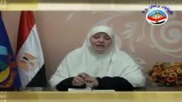 الأستاذة منال مرشحة الاخوان بالبحيرة عن مقعد المرأة للانتخابات البرلمانية 2010