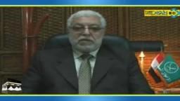 حصرياً .. تهنئة د/ محمود حسين الأمين العام لجماعة الإخوان بعيد الأضحى المبارك