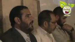 كلمة الأستاذ على الششتاوى مرشح الإخوان المسلمين بدائرة البرلس والحامول فى لقائه بأهل بلطيم