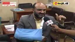 قصة الإعتداء الأمني على النائب محمود عطية أثناء قيامه بجولة تهنئة لأهالي الدائرة