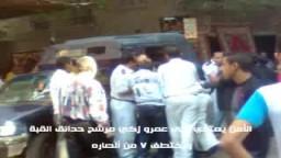اعتداء علي المرشح عمرو زكي واعتقال 7 من انصاره