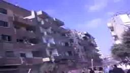 إعتداء الأمن المصرى على أنصار مرشح الإخوان بطلخا