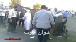 رمضان عمر مرشح الإخوان المسلمين على مقعد العمال .. بمحافظة حلوان والتجاوزات الأمنية الظالمة ضده