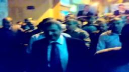 مسيرة للدكتور إبراهيم العراقى مرشح الإخوان بدائرة بندر المنصورة