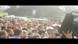 إعتداءات الأمن المركزى على وقفة الإخوان بالغربية