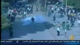اشتباكات بين الشرطة والمسيحيين أسفرت عن موت متظاهر أمام كنيسة العمرانية بالهرم