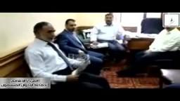 إعتصام نواب الإخوان المشطوبون بمجلس الشعب