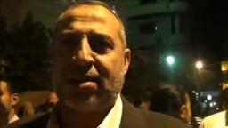 كلمة مرشح الإخوان أ/ محسن راضى بشأن منع التوكيلات