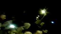 مشهد من حادث اعتداء أحد ضباط الداخليه على مصور الجوله النهائية للأستاذ محسن راضى