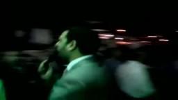 مظاهرات انصار محمد البلتاجى مرشح الإخوان بشبرا الخيمة أمام لجان الفرز