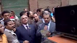 محمود عامر واعلان بتزوير الانتخابات وانسحابه من اوسيم