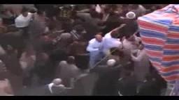 ضرب نار حي على أهالى أبو حمص