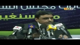 المؤتمر الصحفى للإخوان بالإسكندرية بعد التزوير الفاضح الذى تم فى انتخابات مجلس الشعب 2010