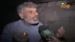شاهد ما تفعله العواصف مع سكان الخيام في غزة