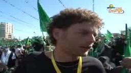 الحضور الإعلامي الأجنبي والعربي في مهرجان حماس فى ذكرى الإنطلاقة ال23