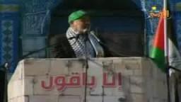 مهرجان حماس فى ذكرى إنطلاقة حماس ال 23 : في عيون القدس والداخل الفلسطيني