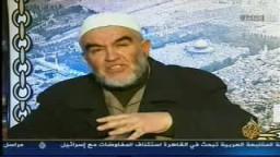 حوار الشيخ رائد صلاح بعد خروجه من السجن الصهيونى  .. برنامج  بلا حدود .. 2