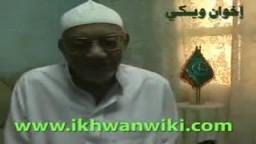 الأستاذ/ شحاتة هدهد : شهادات ورؤى على طريق الدعوة .. الجزء الأول