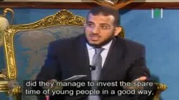 الدكتور يوسف القرضاوى .. الشباب والأمة ..2