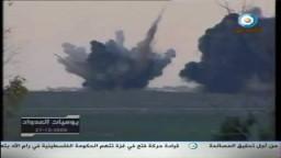 يوميات العدوان الصهيونى على غزة -اليوم الأول