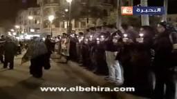 وقفة صامتة للقوى الوطنية بالبحيرة للتنديد بالإعتداء الغاشم على كنيسة القديسسين بالاسكندرية