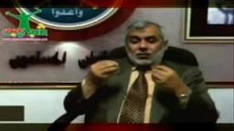 د/ محيى حامد عضو مكتب الإرشاد قبل إعتقاله بأيام : من معانى الدعوة .. 2