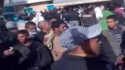 قتل النظام البوليسى فى تونس للأستاذ حاتم الطاهر أستاذ جامعى فى تونس