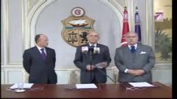 الوزير الأول التونسي يعلن توليه صلاحيات الرئاسة