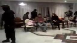 شاهد إذلال الفاسدين أصهار الرئيس التونسى المخلوع بن على