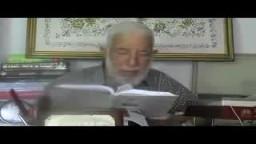 أ. جمعة أمين نائب المرشد العام- طلعت حرب باشا