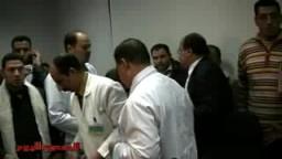 محاولة انتحار جديدة أمام مجلس الوزراء المصرى
