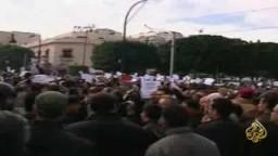 رفض اتحاد الشغل دخول الحكومة الجديدة بتونس