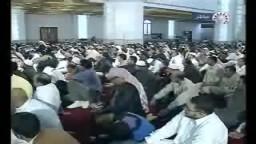 خطبة الجمعة للشيخ يوسف القرضاوى : لاتكن عونا للظالم