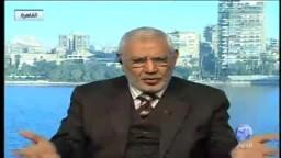 بوضوح | مع د/عبد المنعم أبو الفتوح  القيادى بجماعة الإخوان .. الإسلاميون وأحداث الساعة