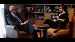 حوار  مع د. محمد البرادعي- الشباب والتغيير- والأحداث الجارية--الجزء الثاني