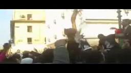 مظاهرات 25 يناير أمام مجلس الشعب..راديو حريتنا